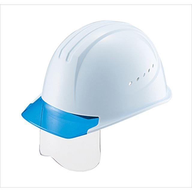 谷沢製作所 タニザワ ST#1610VJ-SH エアライト 涼しい シールド面付 作業用 ヘルメット(通気孔付き/ブロックライナー)/ 工事用 建設用 建築用 現場用 高所用|proshophamada|12