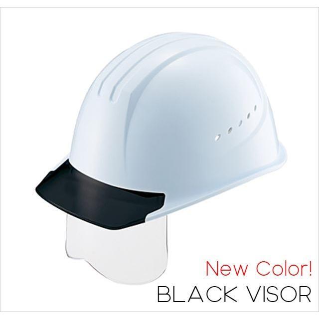 谷沢製作所 タニザワ ST#1610VJ-SH エアライト 涼しい シールド面付 作業用 ヘルメット(通気孔付き/ブロックライナー)/ 工事用 建設用 建築用 現場用 高所用|proshophamada|16