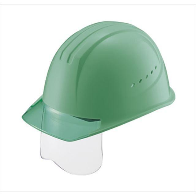 谷沢製作所 タニザワ ST#1610VJ-SH エアライト 涼しい シールド面付 作業用 ヘルメット(通気孔付き/ブロックライナー)/ 工事用 建設用 建築用 現場用 高所用|proshophamada|13