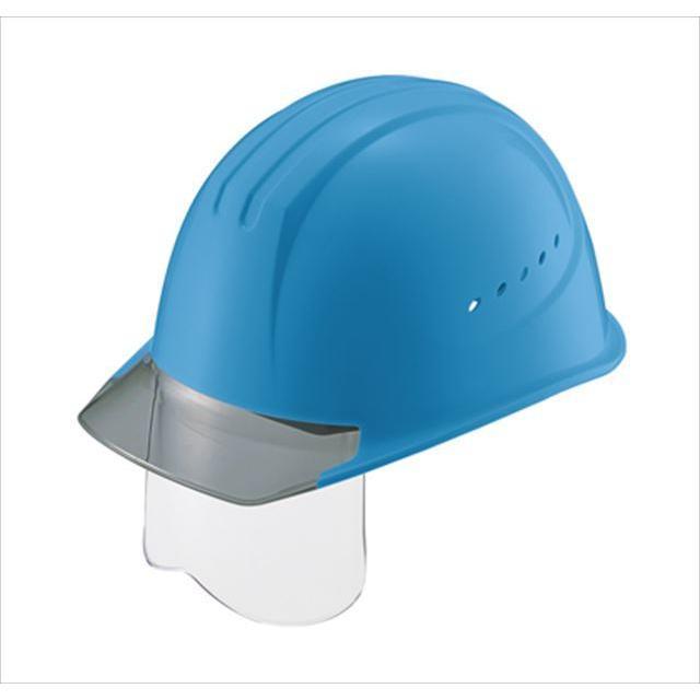 谷沢製作所 タニザワ ST#1610VJ-SH エアライト 涼しい シールド面付 作業用 ヘルメット(通気孔付き/ブロックライナー)/ 工事用 建設用 建築用 現場用 高所用|proshophamada|14