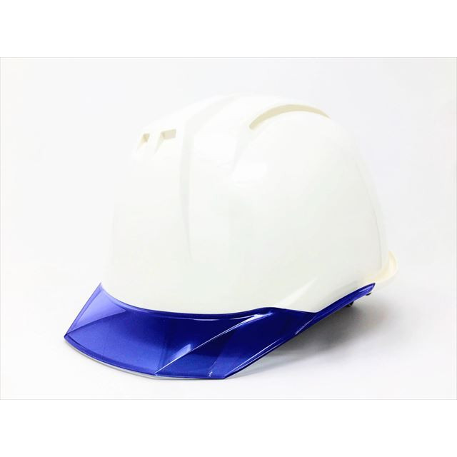 DIC ヒートバリア AA11EVO-C 透明ひさし 遮熱 ヘルメット(通気孔なし/ライナー入り)/夏 熱中症対策 工事用 作業用 建設 建築 現場 高所用 安全 電気設備工事|proshophamada|13