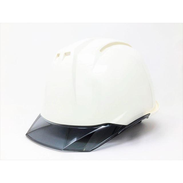 DIC ヒートバリア AA11EVO-C 透明ひさし 遮熱 ヘルメット(通気孔なし/ライナー入り)/夏 熱中症対策 工事用 作業用 建設 建築 現場 高所用 安全 電気設備工事|proshophamada|12