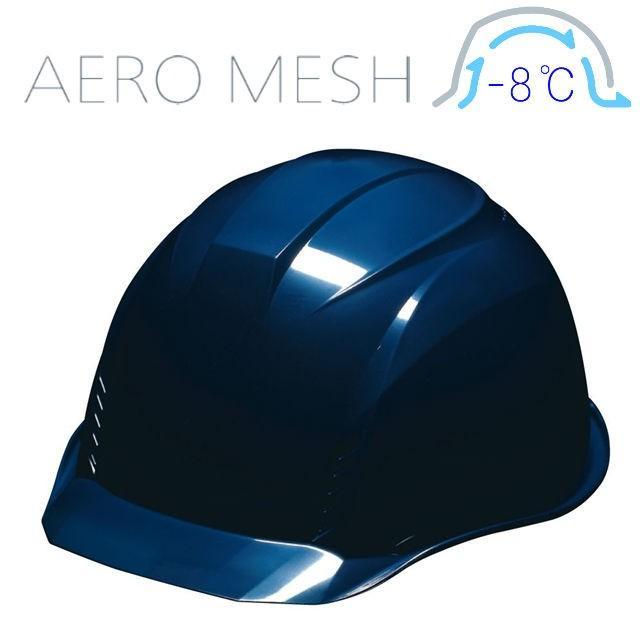 DIC AA16-FVM エアロメッシュ 軽い 涼しい 作業用 ヘルメット(通気孔付き/エアロメッシュ)/ 工事用 作業用 建設用 建築用 現場用 高所用 安全 保護帽 軽量|proshophamada|19