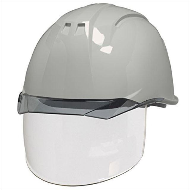 DIC AA11EVO-CS ワイドシールド面付き 作業用 ヘルメット(通気孔なし/ライナー入り)/ 工事用 建設用 建築用 現場用 高所用 安全 保護帽 電気設備工事対応|proshophamada|17