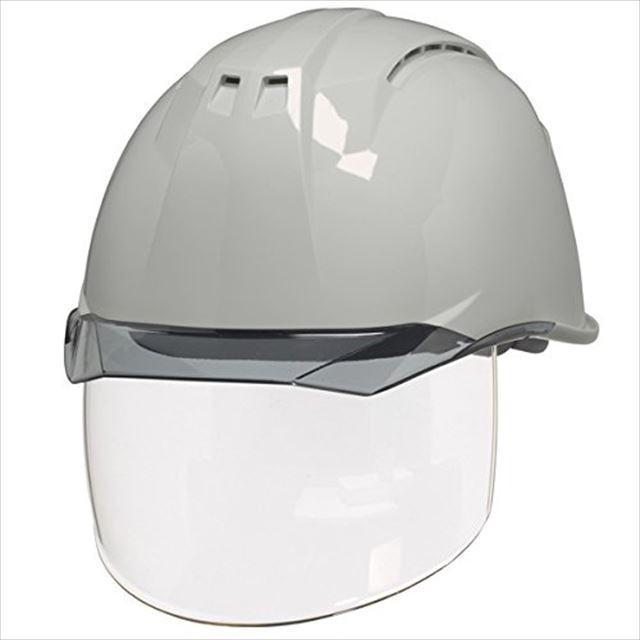 DIC AA11EVO-CSW ワイドシールド面付き 作業用 ヘルメット(通気孔付き/ライナー入り)/ 工事用 建設用 建築用 現場用 高所用 安全 保護帽 フェイスシールド proshophamada 20