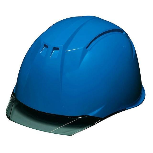 DIC AA11EVO-C 透明ひさし 作業用 ヘルメット(通気孔なし/ライナー入り)/ 工事用 建設用 建築用 現場用 高所用 安全 保護帽 電気設備工事対応 クリアバイザー|proshophamada|11
