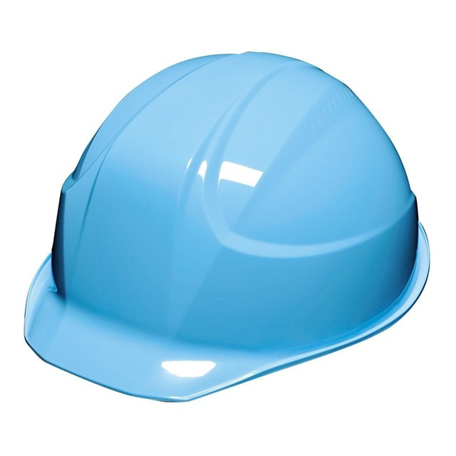 DIC AA17 軽神 超軽量 作業用 ヘルメット(通気孔なし/一体成型ライナー)/ 工事用 建設用 建築用 現場用 高所用 安全 保護帽 超軽い 最軽量 電気設備工事|proshophamada|14