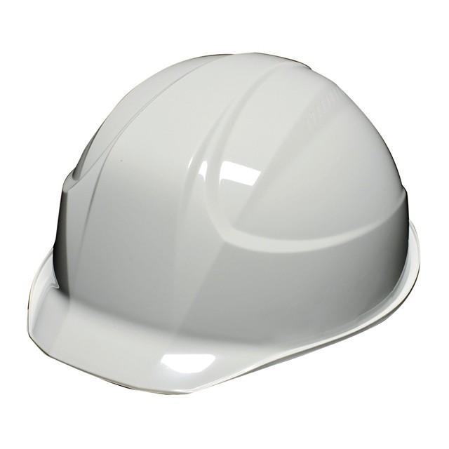 DIC AA17 軽神 超軽量 作業用 ヘルメット(通気孔なし/一体成型ライナー)/ 工事用 建設用 建築用 現場用 高所用 安全 保護帽 超軽い 最軽量 電気設備工事|proshophamada|16
