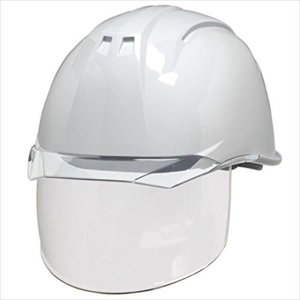 DIC AP11EVO-CS ワイドシールド面付き 作業用ヘルメット(通気孔なし/ライナー入り)/ 工事用 建設用 建築用 現場用 高所用 安全 保護帽 屋外作業 電気設備工事|proshophamada|11