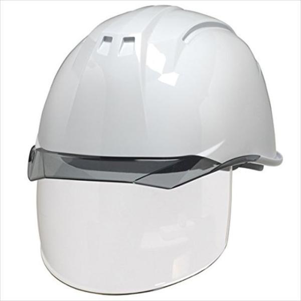 DIC AP11EVO-CS ワイドシールド面付き 作業用ヘルメット(通気孔なし/ライナー入り)/ 工事用 建設用 建築用 現場用 高所用 安全 保護帽 屋外作業 電気設備工事|proshophamada|12