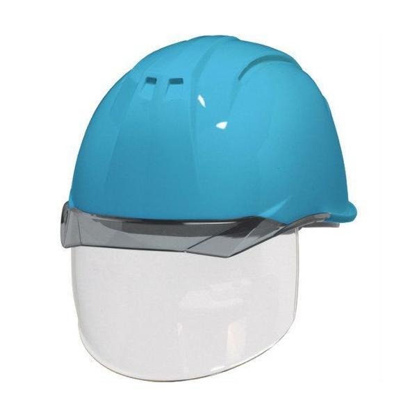 DIC AP11EVO-CS ワイドシールド面付き 作業用ヘルメット(通気孔なし/ライナー入り)/ 工事用 建設用 建築用 現場用 高所用 安全 保護帽 屋外作業 電気設備工事|proshophamada|18