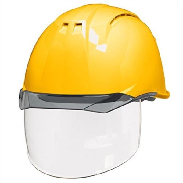 DIC AP11EVO-CSW ワイドシールド面付き 作業用ヘルメット(通気孔付き/ライナー入り)/ 工事用 建設用 建築用 現場用 高所用 安全 保護帽 屋外作業|proshophamada|21