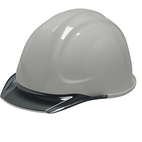 DIC SYA-CKP 透明ひさし 作業用 ヘルメット(通気孔なし/発泡ライナー)/ 工事用 建設用 建築用 現場用 高所用 安全 保護帽 電気設備工事 クリアバイザー|proshophamada|11