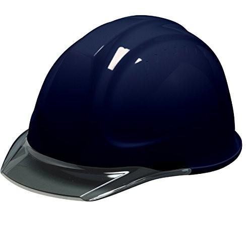 DIC SYA-CKP 透明ひさし 作業用 ヘルメット(通気孔なし/発泡ライナー)/ 工事用 建設用 建築用 現場用 高所用 安全 保護帽 電気設備工事 クリアバイザー|proshophamada|12