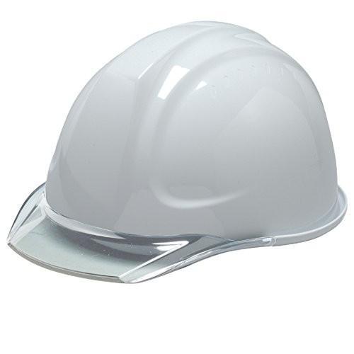 DIC SYA-CKP 透明ひさし 作業用 ヘルメット(通気孔なし/発泡ライナー)/ 工事用 建設用 建築用 現場用 高所用 安全 保護帽 電気設備工事 クリアバイザー|proshophamada|05