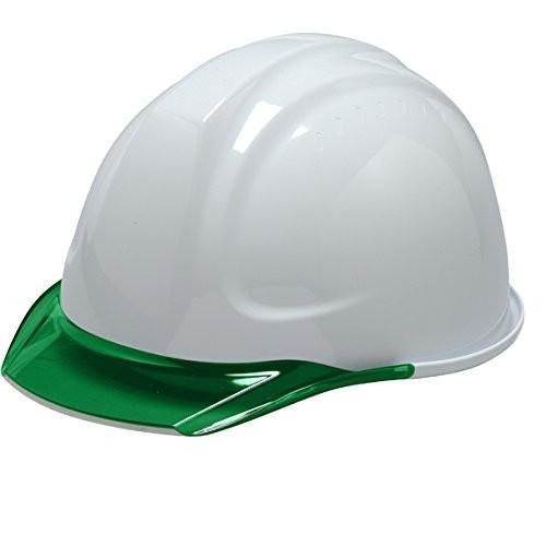 DIC SYA-CKP 透明ひさし 作業用 ヘルメット(通気孔なし/発泡ライナー)/ 工事用 建設用 建築用 現場用 高所用 安全 保護帽 電気設備工事 クリアバイザー|proshophamada|07