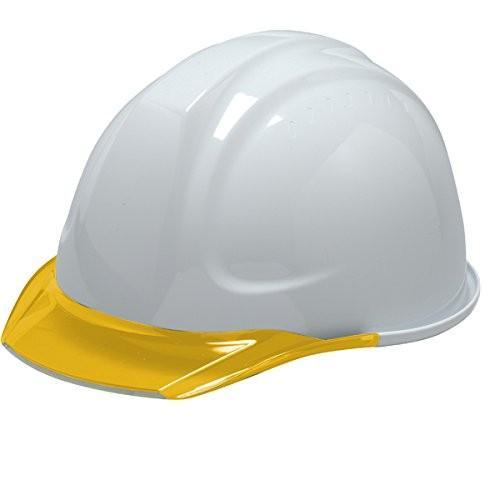 DIC SYA-CKP 透明ひさし 作業用 ヘルメット(通気孔なし/発泡ライナー)/ 工事用 建設用 建築用 現場用 高所用 安全 保護帽 電気設備工事 クリアバイザー|proshophamada|06