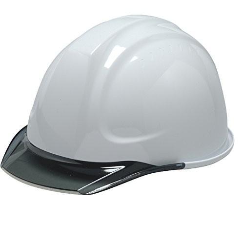 DIC SYA-CKP 透明ひさし 作業用 ヘルメット(通気孔なし/発泡ライナー)/ 工事用 建設用 建築用 現場用 高所用 安全 保護帽 電気設備工事 クリアバイザー|proshophamada|08
