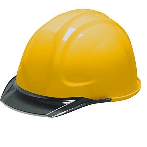 DIC SYA-CKP 透明ひさし 作業用 ヘルメット(通気孔なし/発泡ライナー)/ 工事用 建設用 建築用 現場用 高所用 安全 保護帽 電気設備工事 クリアバイザー|proshophamada|09