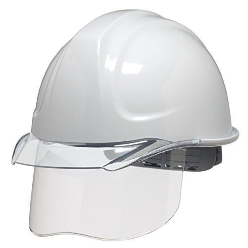 DIC SYA-CSKP コンパクトシールド面付 作業用 ヘルメット(通気孔なし/発泡ライナー)/ 工事用 建設用 建築用 現場用 高所用 安全 保護帽 電気設備工事|proshophamada|06
