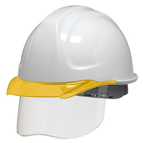 DIC SYA-CSKP コンパクトシールド面付 作業用 ヘルメット(通気孔なし/発泡ライナー)/ 工事用 建設用 建築用 現場用 高所用 安全 保護帽 電気設備工事|proshophamada|07