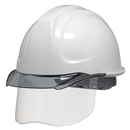 DIC SYA-CSKP コンパクトシールド面付 作業用 ヘルメット(通気孔なし/発泡ライナー)/ 工事用 建設用 建築用 現場用 高所用 安全 保護帽 電気設備工事|proshophamada|09