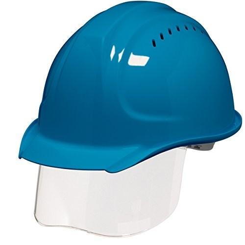 DIC SYA-SVKP コンパクトシールド面付き 作業用ヘルメット(通気孔付き/発泡ライナー)/ 工事用 作業用 建設用 建築用 現場用 高所用 安全 保護帽|proshophamada|10