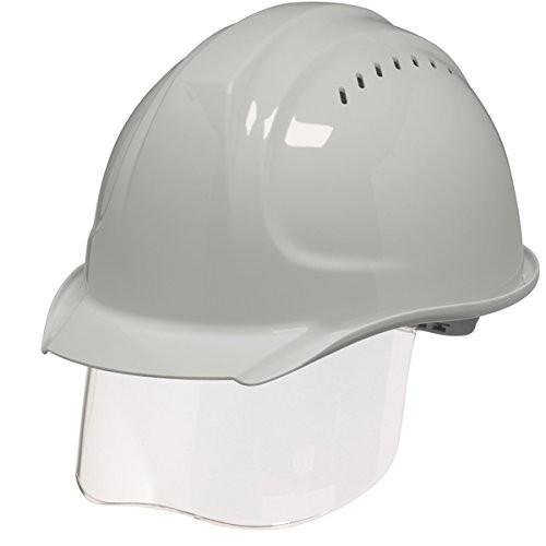 DIC SYA-SVKP コンパクトシールド面付き 作業用ヘルメット(通気孔付き/発泡ライナー)/ 工事用 作業用 建設用 建築用 現場用 高所用 安全 保護帽|proshophamada|14