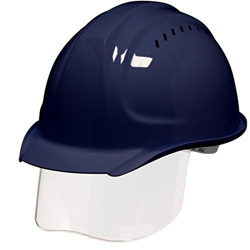 DIC SYA-SVKP コンパクトシールド面付き 作業用ヘルメット(通気孔付き/発泡ライナー)/ 工事用 作業用 建設用 建築用 現場用 高所用 安全 保護帽|proshophamada|13