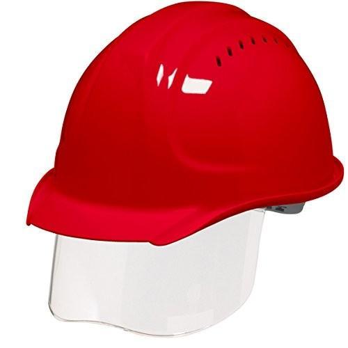 DIC SYA-SVKP コンパクトシールド面付き 作業用ヘルメット(通気孔付き/発泡ライナー)/ 工事用 作業用 建設用 建築用 現場用 高所用 安全 保護帽|proshophamada|12