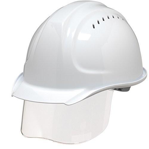 DIC SYA-SVKP コンパクトシールド面付き 作業用ヘルメット(通気孔付き/発泡ライナー)/ 工事用 作業用 建設用 建築用 現場用 高所用 安全 保護帽|proshophamada|06
