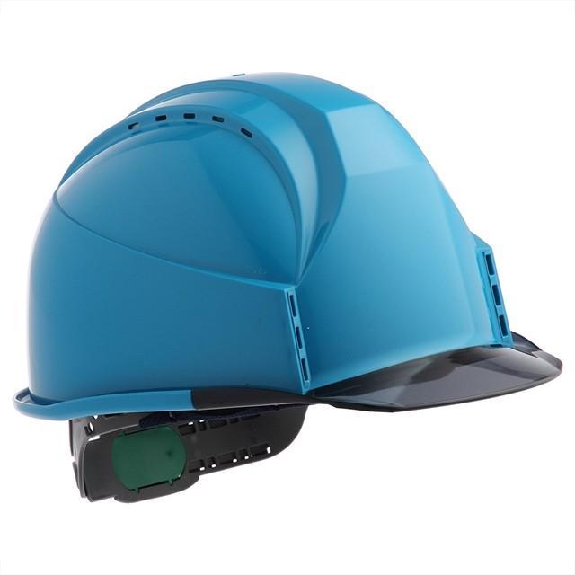 スミハット KKC3-B 透明ひさし 作業用 ヘルメット(通気孔付き/ライナー入り)/ 工事用 建設用 建築用 現場用 高所用 安全 保護帽 クリアバイザー proshophamada 17