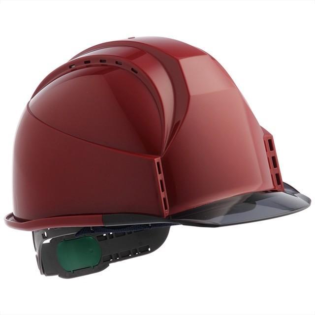 スミハット KKC3-B 透明ひさし 作業用 ヘルメット(通気孔付き/ライナー入り)/ 工事用 建設用 建築用 現場用 高所用 安全 保護帽 クリアバイザー proshophamada 18