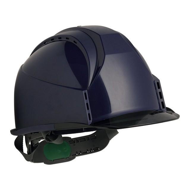 スミハット KKC3-B 透明ひさし 作業用 ヘルメット(通気孔付き/ライナー入り)/ 工事用 建設用 建築用 現場用 高所用 安全 保護帽 クリアバイザー proshophamada 15