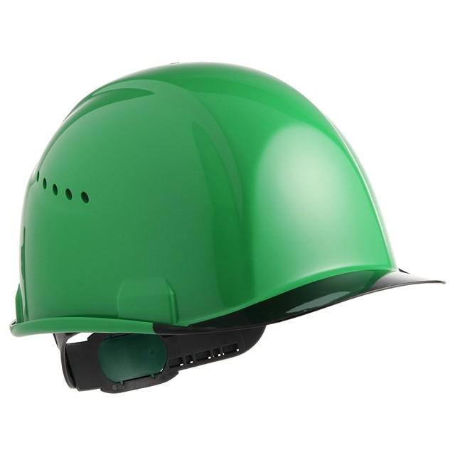 スミハット SAX2C-A 透明ひさし ヘルメット(通気孔付き/エアシート)/ 工事用 作業用 建設用 建築用 現場用 高所用 安全 保護帽 クリアバイザー|proshophamada|10