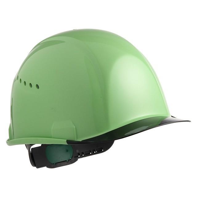 スミハット SAX2C-A 透明ひさし ヘルメット(通気孔付き/エアシート)/ 工事用 作業用 建設用 建築用 現場用 高所用 安全 保護帽 クリアバイザー|proshophamada|16