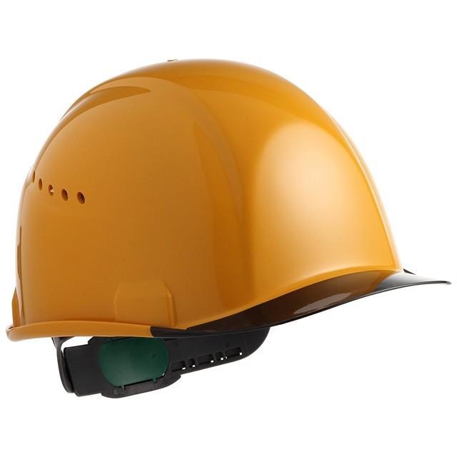 スミハット SAX2C-A 透明ひさし ヘルメット(通気孔付き/エアシート)/ 工事用 作業用 建設用 建築用 現場用 高所用 安全 保護帽 クリアバイザー|proshophamada|08