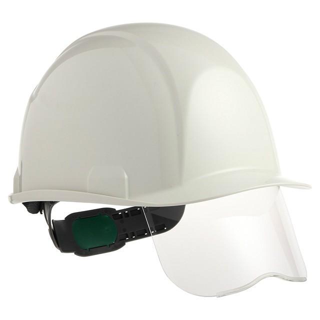 スミハット SAXS-B コンパクトシールド面付 作業用 ヘルメット(通気孔なし/ライナー入り)/ 工事用 建設用 建築用 現場 高所用 安全 保護帽 電気設備工事|proshophamada|05