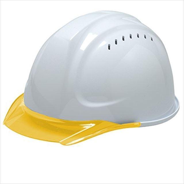 DIC SYA-CVKP 透明ひさし 作業用 ヘルメット(通気孔付き/発泡ライナー)/ 工事用 建設用 建築用 現場用 高所用 安全 保護帽  クリアバイザー|proshophamada|06