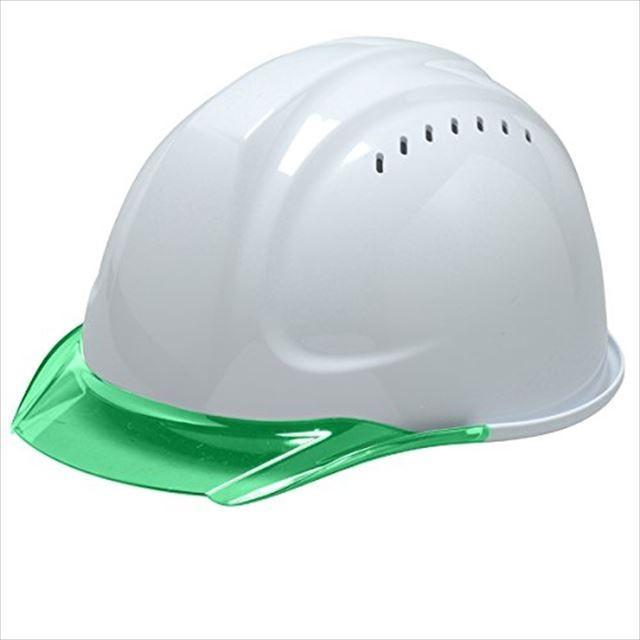 DIC SYA-CVKP 透明ひさし 作業用 ヘルメット(通気孔付き/発泡ライナー)/ 工事用 建設用 建築用 現場用 高所用 安全 保護帽  クリアバイザー|proshophamada|07