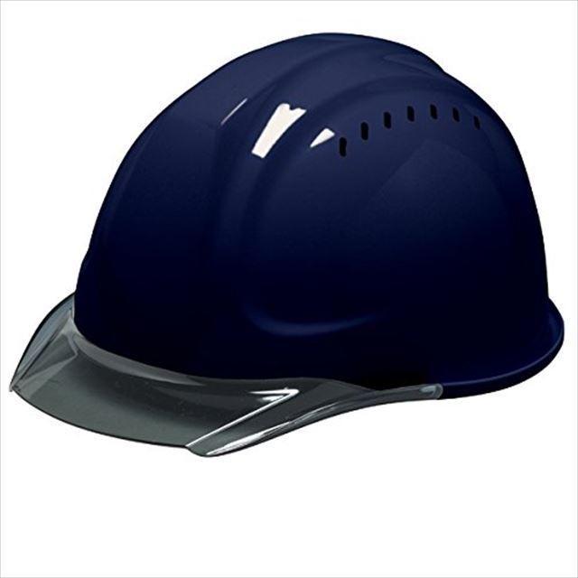 DIC SYA-CVKP 透明ひさし 作業用 ヘルメット(通気孔付き/発泡ライナー)/ 工事用 建設用 建築用 現場用 高所用 安全 保護帽  クリアバイザー|proshophamada|12