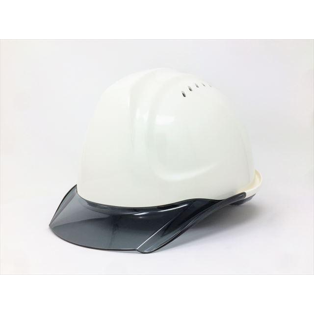 DIC ヒートバリア&エアロメッシュ SYA-CVM 涼しい 透明ひさし 遮熱ヘルメット(通気孔付き)/ 夏 熱中症対策 工事用 作業用 建設用 建築用 高所用|proshophamada|15