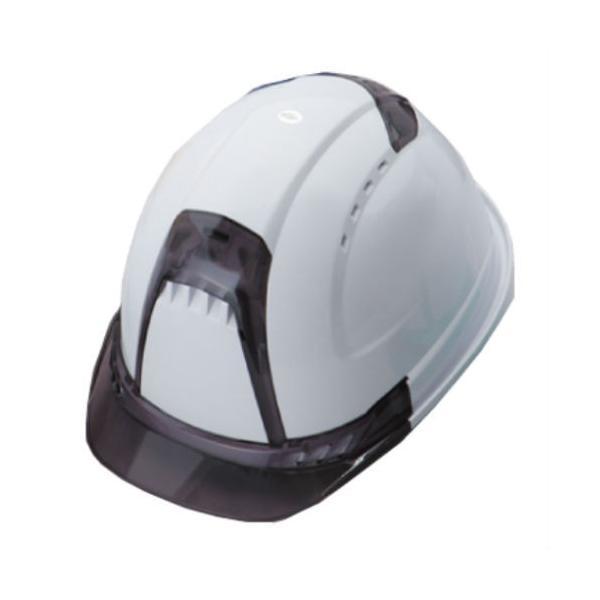 トーヨーセーフティー No.392F 透明ひさし 作業用ヘルメット Venti plus(通気孔付き/ライナー入)/  安全 工事用 建設用 建築用 現場用 高所用 保護帽|proshophamada|05