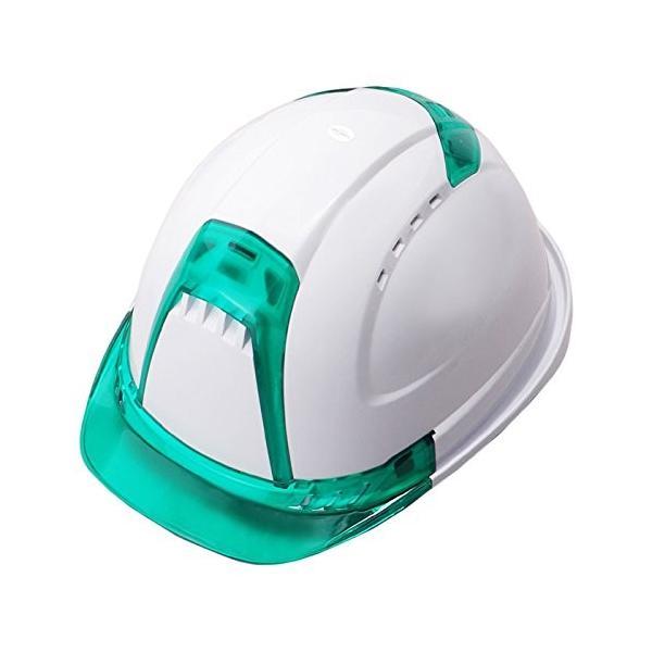 トーヨーセーフティー No.392F 透明ひさし 作業用ヘルメット Venti plus(通気孔付き/ライナー入)/  安全 工事用 建設用 建築用 現場用 高所用 保護帽|proshophamada|06