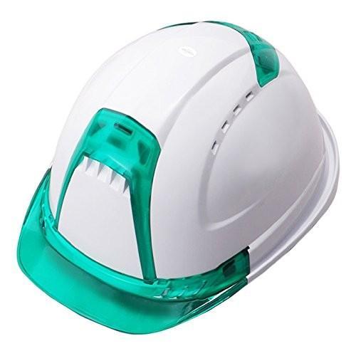 トーヨーセーフティー No.392F 透明ひさし 作業用 ヘルメット Venti plus(通気孔付き/ライナー入り)/  安全 工事用 建設用 建築用 現場用 高所用 保護帽|proshophamada|06