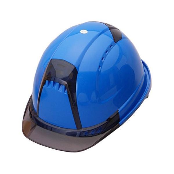 トーヨーセーフティー No.392F 透明ひさし 作業用ヘルメット Venti plus(通気孔付き/ライナー入)/  安全 工事用 建設用 建築用 現場用 高所用 保護帽|proshophamada|08