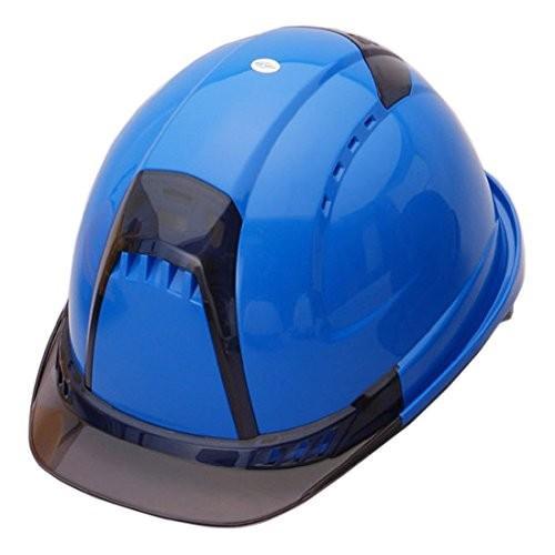 トーヨーセーフティー No.392F 透明ひさし 作業用 ヘルメット Venti plus(通気孔付き/ライナー入り)/  安全 工事用 建設用 建築用 現場用 高所用 保護帽|proshophamada|08