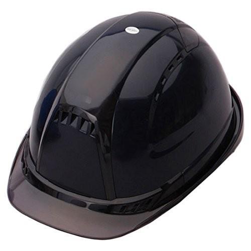 トーヨーセーフティー No.392F 透明ひさし 作業用 ヘルメット Venti plus(通気孔付き/ライナー入り)/  安全 工事用 建設用 建築用 現場用 高所用 保護帽|proshophamada|09
