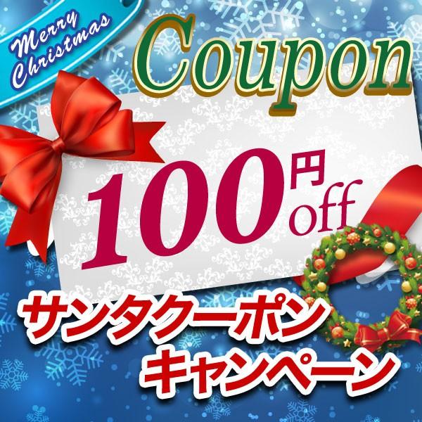 【100円OFFクーポン】 サンタクーポン