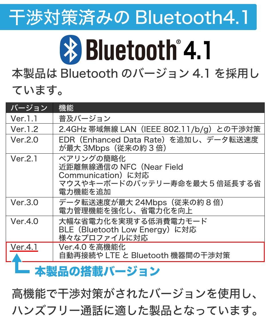 bluetooth4.1
